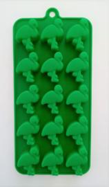 Flamingo mold - ice cubes - chocolates