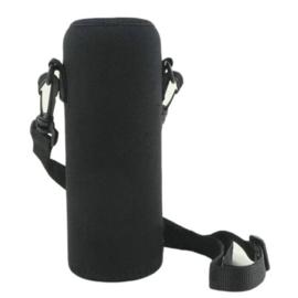 Large Bottle Cooler Holder black