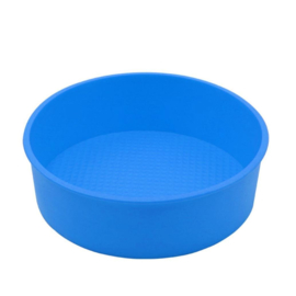 Cake mould round