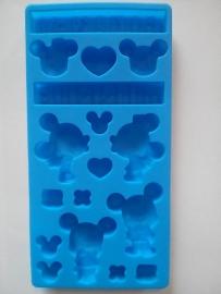 Mickey Minnie Mouse vorm