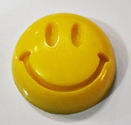 Smiley-Gesicht Kuchen Eiswürfelform Gelb
