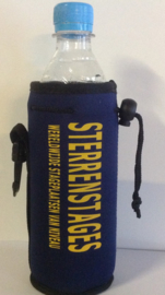 Bottle cooler printed with your text or logo (Order min. 10 pieces)