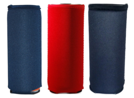 2 x Small Collapsible Can coolers | Design by EIZOOK