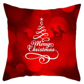 Cushion covers in Christmas theme