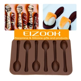 Spoon Design mold