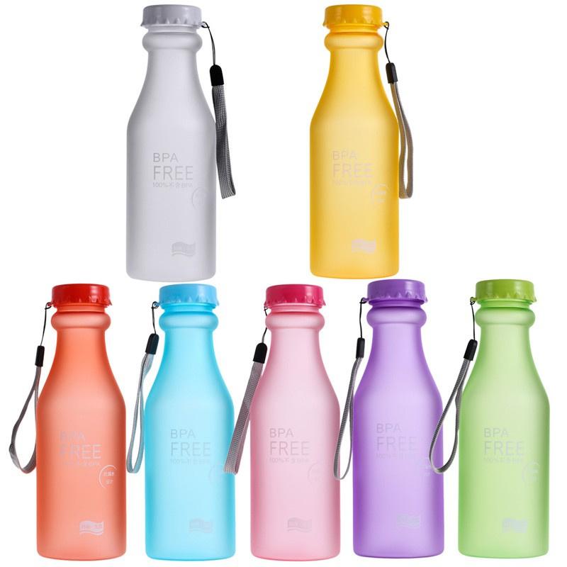Personalized BPA free bottles