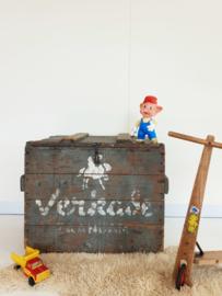 Vintage Verkade transportkist – 06