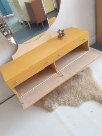 Klein dressoir / kaptafel / werktafeltje peuter - 14 – vintage restyle