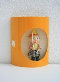 Retro wandlamp voor kinderkamer - Herda