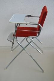 Kinderstoel – tafelmodel – retro vintage