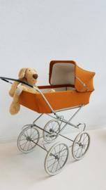 Jaren 70 Poppen kinderwagen – speelgoed