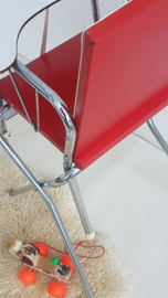 Kinderstoel – tafelmodel – 5  - vintage