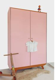 Vintage – tweedeurs kledingkast  Blos –42 - restyle