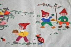 Kinderkamer wandkleed 1 – vintage