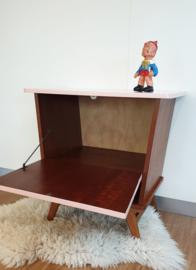 Klein dressoir / hal kastje  – Blos - 04 – vintage restyle