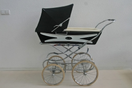 Kinderwagen – retro – Silver Cross