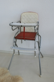 Kinderstoel Van Delft– tafelmodel – 3  - vintage