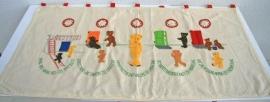 Kinderkamer wandkleed 2 – vintage