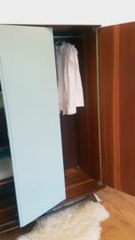 Vintage – 3deurs kledingkast Wolk - 16 – restyle