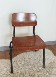 Schoolstoel peuter/kleuter 7 – vintage