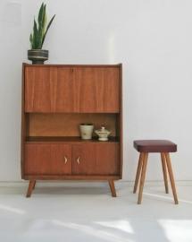 Secretaire – Deens - jaren 50/60 vintage