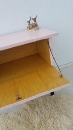 Kastje met klepdeur – 15 - Blos - vintage restyle