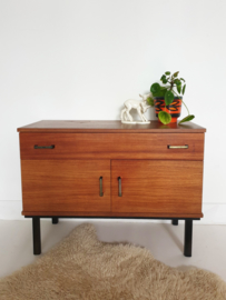 Klein dressoir / tv- of hal kastje - 11 – vintage