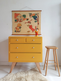 Vintage commode Brons - nr. 80 – restyle