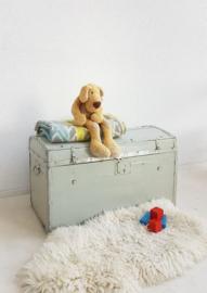 Vintage houten speelgoedkist – 04