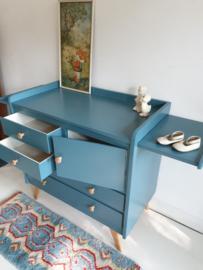 Vintage – jaren 60 commode Stoer - nr. 77 – restyle