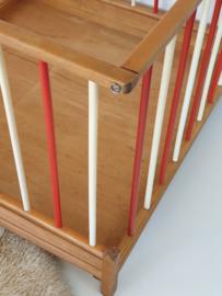 Beukenhouten box 12 – Kibofa - vintage
