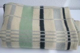 100% wollen deken – merk AaBe - vintage