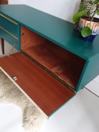 Klein dressoir / tv- of hal kastje Jungle - 12 – vintage restyle