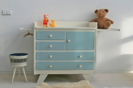 Commode groot – vintage - restyle