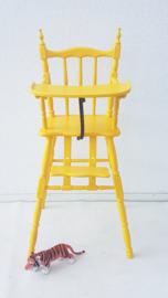 Kinderstoel Kibofa– tafelmodel – 4  - vintage
