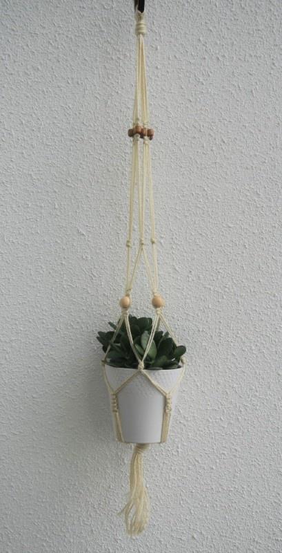 Retro Plantenhanger - midden formaat