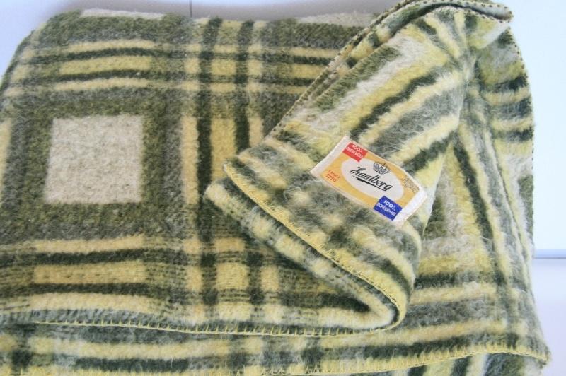 Merk Wollen Dekens.100 Wollen Deken Merk Zaalberg Textiel Verkocht