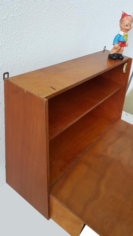 Super Vintage hang bureau met klep | tafels+bureaus | Studio Wietske JN-56