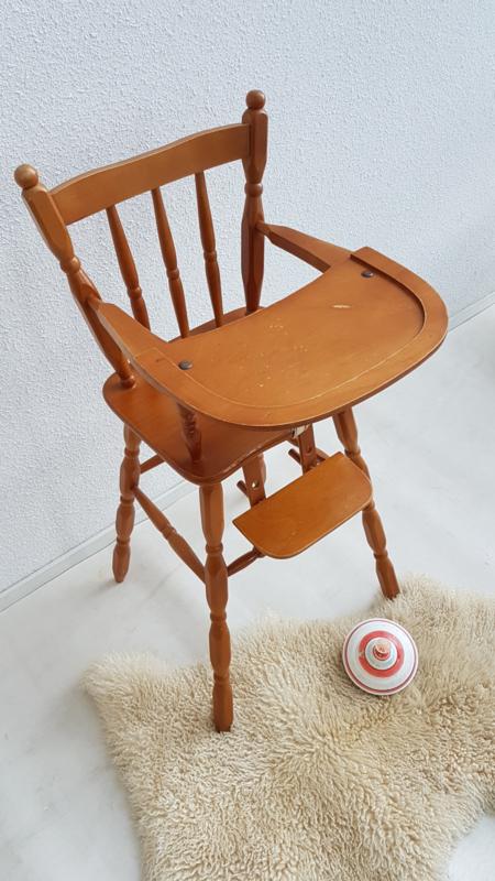 Kinderstoel HEGOWA– tafelmodel – 7  - vintage
