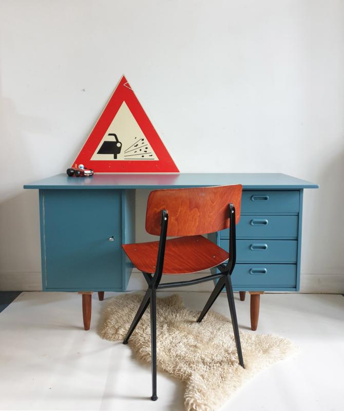 Vintage bureau - Stoer – 14 - restyle