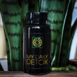 Chlorella vegan – My Daily Detox