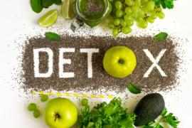 Detoxen is het ontgiften van je lichaam
