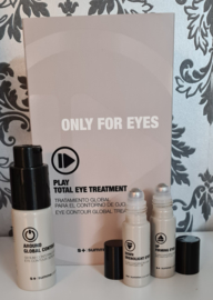 ONLY FOR EYES PLAY   TOTAL EYE TREATMENT