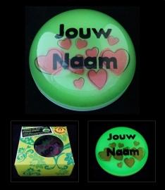Jouw Naam Presse-Papier_groen
