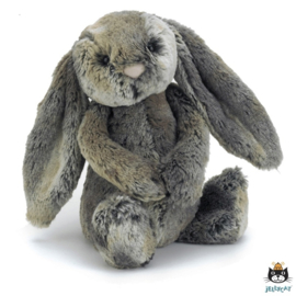 Jellycat Small Basful Cottontail Bunny 18cm