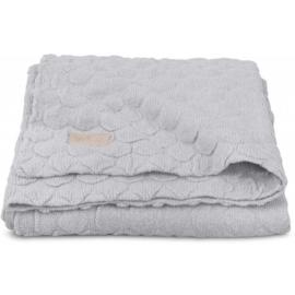 Jollein Fancy Knit Grey Wiegdeken