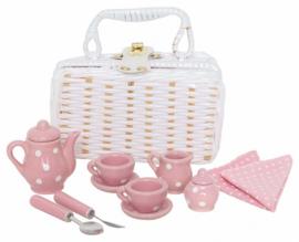 Jabadabado Mini Picknickmandje