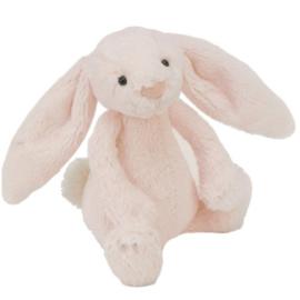 Jellycat Small Basful Blush Bunny 18cm