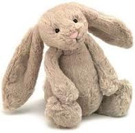 Jellycat Small Bashful Bunny 18cm