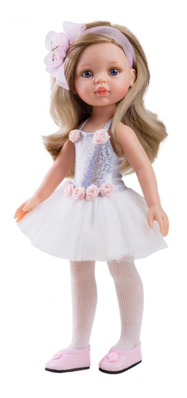 Paola Reina Stapop Ballerina Wit